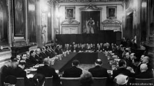 Conferința de la Londra, 1953